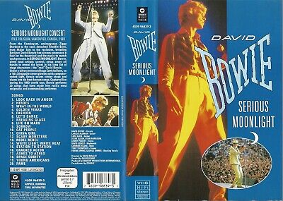David Bowie - Serious Moonlight   KULT !!