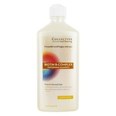 Collective Wellbeing - Biotin B-Complex Thickening Shampoo for Fine to Normal