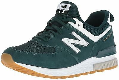 New Balance Men's 574v1 Deep Jade Fresh Foam Sneaker 7.5M