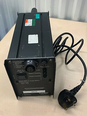 Smiths PS11 Medical Equipment Power Supply And Clansman Battery Charger +lead