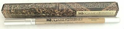 Urban Decay Game Of Thrones LANNISTER GOLD Waterproof Glide On Eye Pencil New