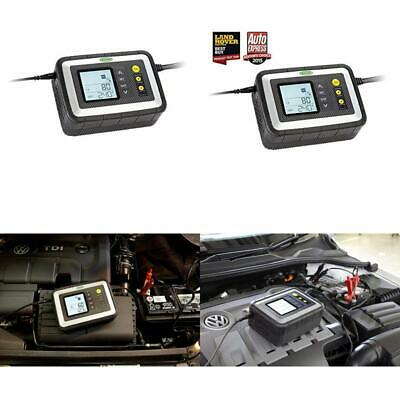 Ring RSC612 12A Smart Battery Charger 12V Vehicles To 5.0L All Battery Types Sto