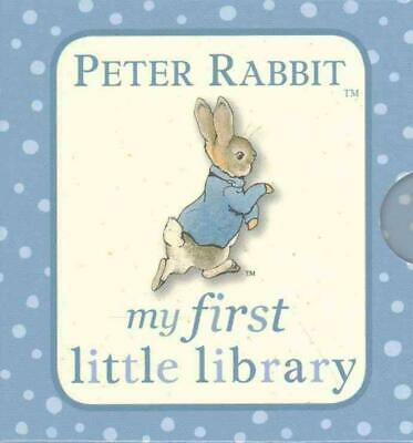 Peter Rabbit My First Little Library by Beatrix Potter (English) Board Books Boo
