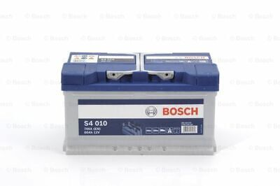 0 092 S40 100 BOSCH Starterbatterie für BMW,VW,OPEL,JEEP,FORD,CHEVROLET,VOLVO,RE