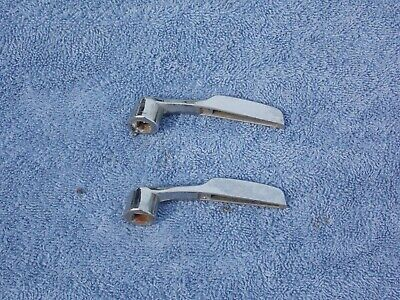 1959 Chrysler Imperial seat levers