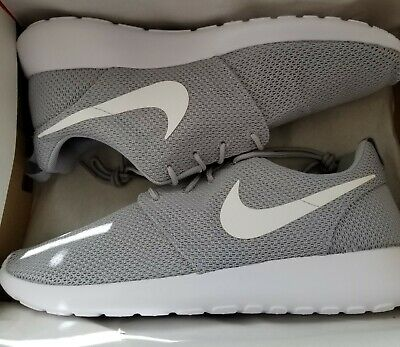 best sneakers ed35a 32d5b Nike Roshe One Men s Shoe Wolf Grey White Size 9.5 Running Casual 511881-023