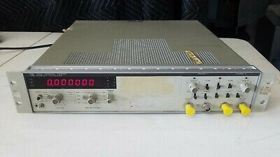 HP Agilent 5328A Universal Counter  Tested Fast Free Shipping - WC2