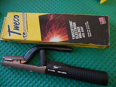 Tweco Twecotong 400 Amp Electrode Holder Nos A-14-Hd A14Hd