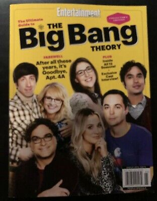 Entertainment Weekly Collector's Edition THE BIG BANG THEORY (New 2019)
