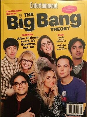 Entertainment Weekly The Ultimate Guide To The Big Bang Theory