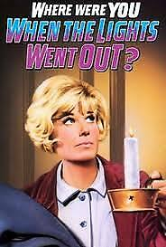 Where Were You When the Lights Went Out? (1968)Doris Day, Robert Morse,