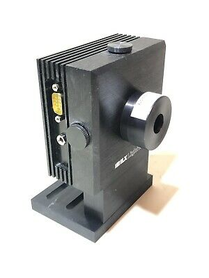 LDM-4412 ILX Lightwave Temperature Controlled Laser Diode  w/collimating Lens