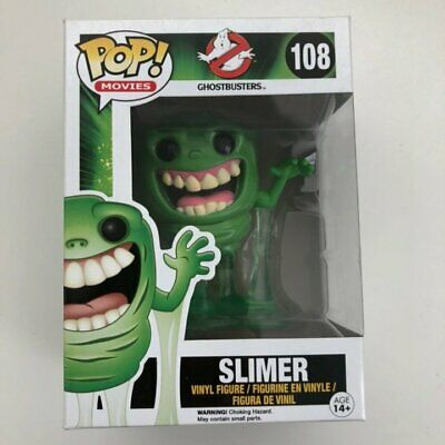 Funko POP Ghostbusters  Slimer #108
