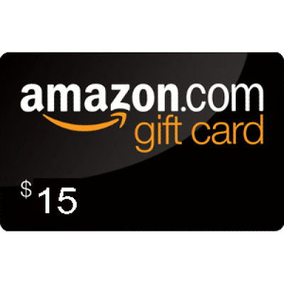 Amazon gift card $15 [ Email Delivery ]