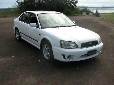 2001 Subaru Liberty with 12 months rego