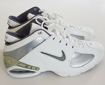 watch 47d74 b426e Og 2003 Nike Air Max Frenzy Basketball Sneakers Trainers Nba Vtg Ds Bnib Uk  9.5