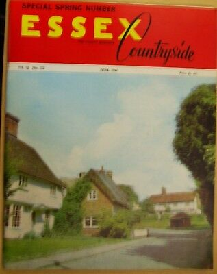 April 1967 Essex Countryside Magazine - Local History, Views, News & Adverts