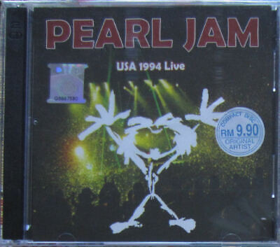 PEARL JAM: USA 1994 LIVE - 2CD [RARE Asian edition]