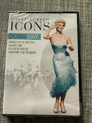 Silver Screen Icons: Doris Day DVD Calamity Jane/ Please don't eat the daisies