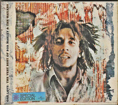 Bob Marley And The Wailers One Love The Very Best Of Cd