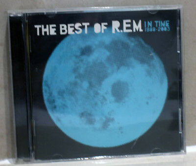 REM The Best Of In Time 1988 To 2003 Cd