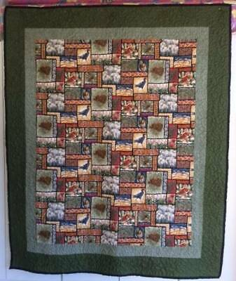 Beautiful Kiwi Quilt for homesick New Zealanders