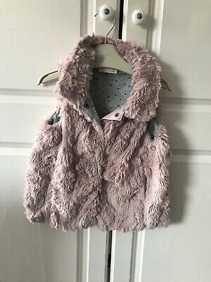 Girls Next Gillet Age 4