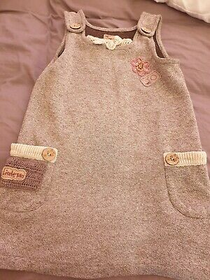 Girls next pinafore  age 3-4 years