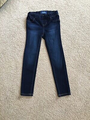 93b47f3c29a30 GIRLS OLD NAVY Ballerina Skinny Jeans With Adjustable Waist size 10 ...