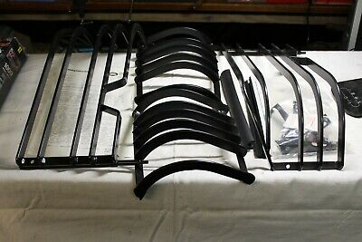 Land Rover Discovery 1 Tdi Grilles Feux Av+Ar Rtc9504 Neuf