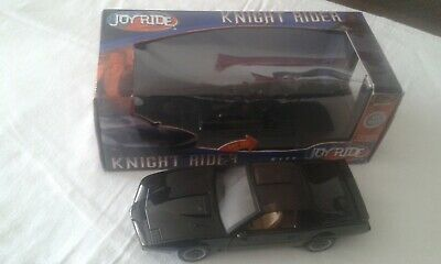 KNIGHT RIDER 1982 Pontiac Firebird Trans Am * K.I.T.T. * 1:18 Ertl Joy Ride
