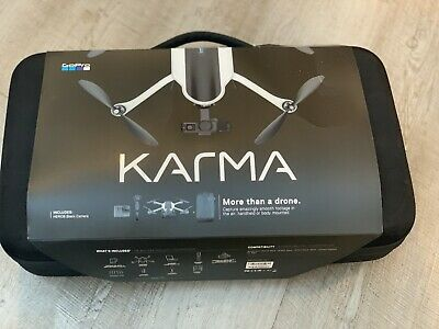 GoPro Karma Drone With Gimbal. Used, But In Great Condition