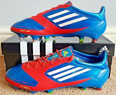 2f32938db9f Adidas F50 Adizero SG  Pro Version  Prime Blue White Core Energy