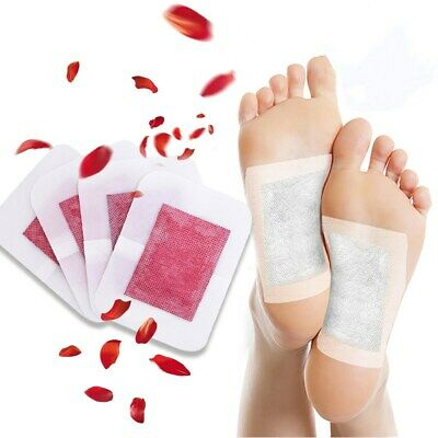 KONGDY Foot Care Patch 4 Pieces Body Toxins Pads Improve Sleep Rose Essential