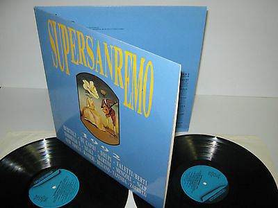 VV.AA – Supersanremo 1992 – 2 LP vinile