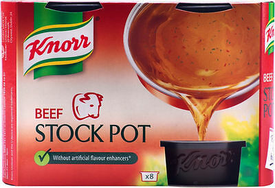 Knorr Stock Pot Beef (4x8x28g)