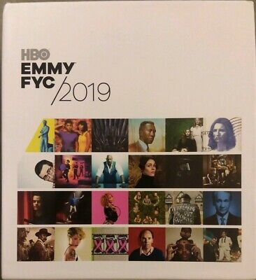 HBO FYC 2019 Emmy PROMO 34 DVD BoxSet GAME OF THRONES 8.1 Dramas Specials GD+