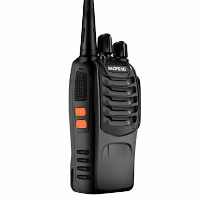 Portable Walkie Talkie UHF 400-470MHz 16CH BF-888S Two-Way Radio 5 kilometers FN