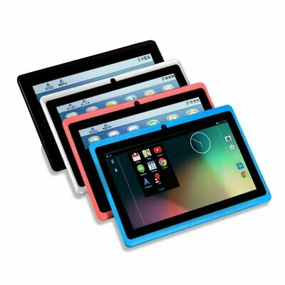 7 Inch TNT Display HD 1080P Quad Core Dual Camera 512M+8G Tablet for Android FN