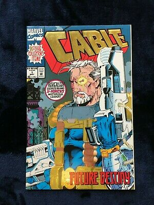 Cable #1 VF BEAUTIFUL COLLECTION!!!