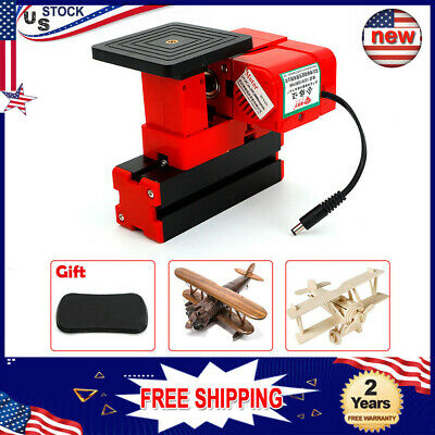 Mini Sawing Jig-saw Machine DIY Tool Kit Wood Milling Driller Model Making Tool