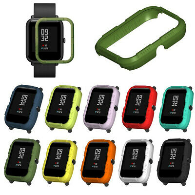 Watch Case Cover Protector Silicone Protective for Huami Amazfit Bip Youth Watch