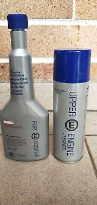 Subaru upper engine cleaner + fuel additive, Servicing tools and parts,