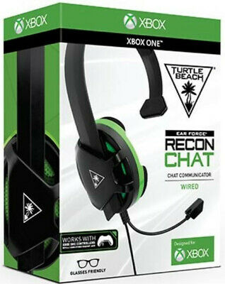 Turtle Beach Ear Force Recon Chat Headset  - Xbox One - BRAND NEW