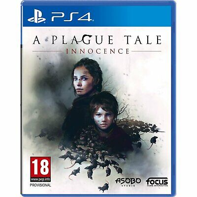 A Plague Tale : Innocence For Sony Playstation 4 PS4 (English Sub)