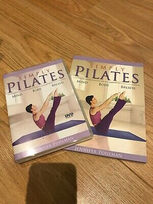 Simply Pilates book and DVD