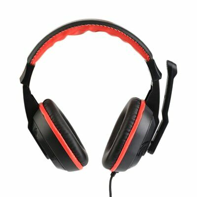 3.5mm Adjustable Gaming Headphones Stereo Noise-canceling Computer Headset Il