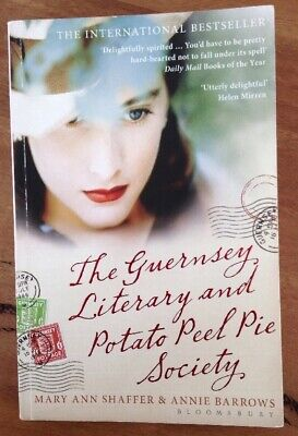 The Guernsey Literary and Potato Peel Pie Society by Shaffer & Barrows