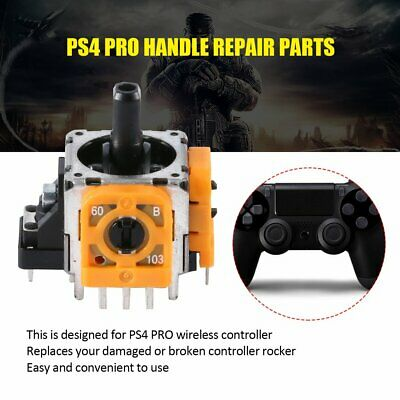 Module Thumb Stick Replacement 3D Analog Joystick For PS4 Pro lx