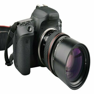 135MM F2.8 Full Frame Fixed-focus Lens Ultra Low Dispersion Ed Lens for Canon ZK